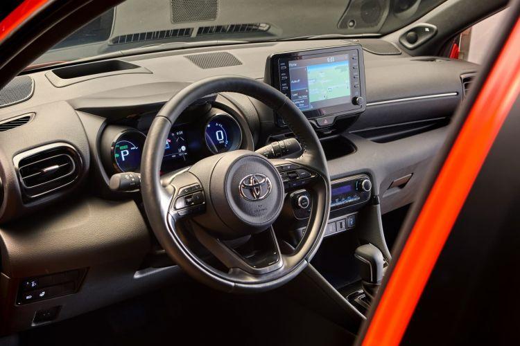 Toyota Yaris Oferta Agosto 2021 06