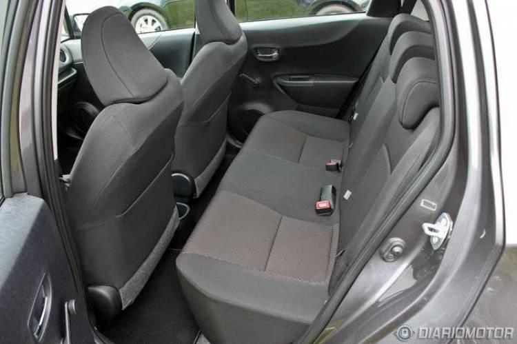 Toyota Yaris, presentación y prueba en Dinamarca (I)