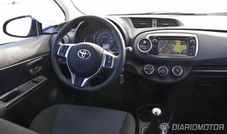 Toyota Yaris 1.0 VVTI Active