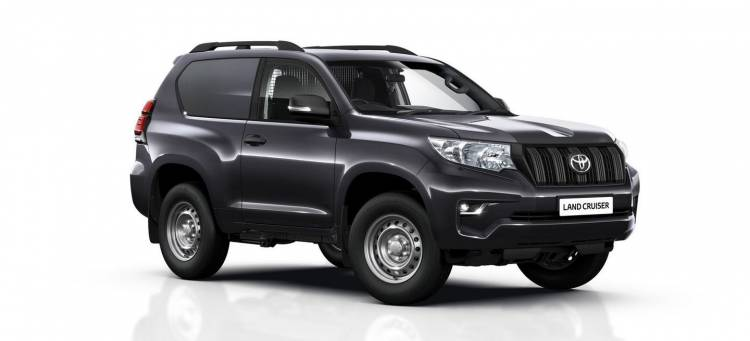 Toyota Land Cruiser Utility P