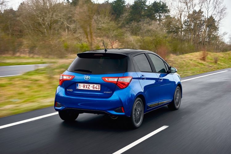 Toyota Yaris 2017 X4