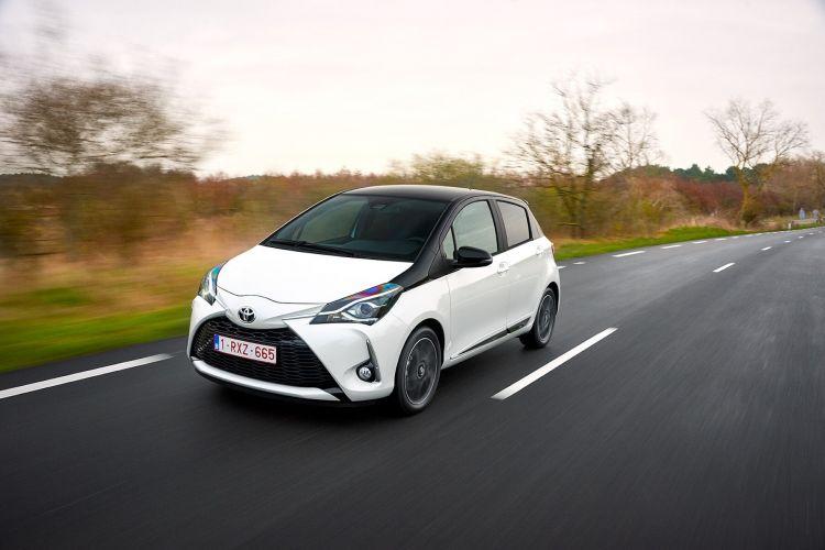 Toyota Yaris 2017 X5