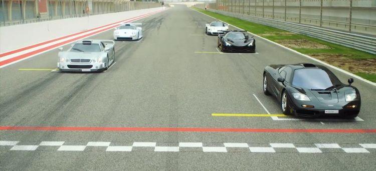 Track Day Bahrein