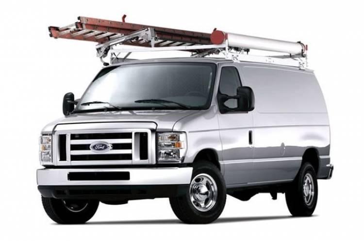 La Ford Transit estadounidense llevará un motor 3.5 V6 EcoBoost de 365 CV
