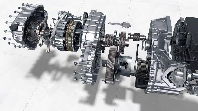 Transmision Motor Electrico Porsche Taycan 0921 002