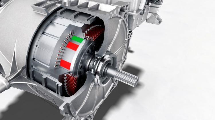 Transmision Motor Electrico Porsche Taycan 0921 004