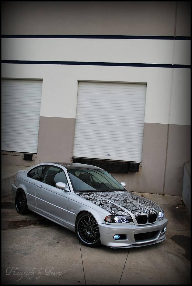 Travis Todd BMW E46 330ci