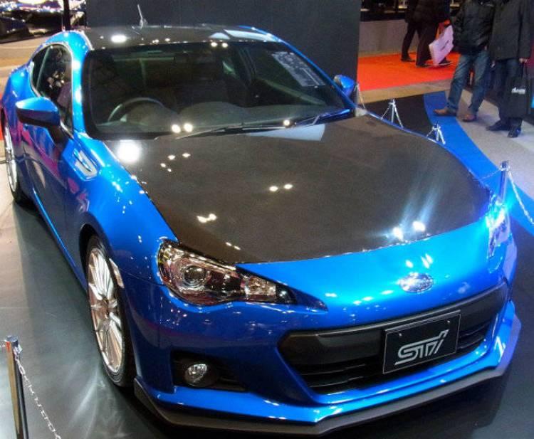 Prova Subaru BRZ Black Edition