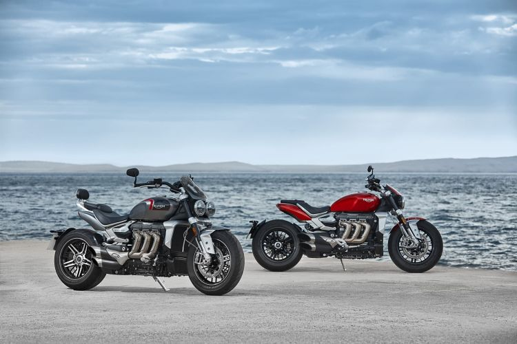 Triumph 2019 Rocket 3 R And Gt Joint Static 1