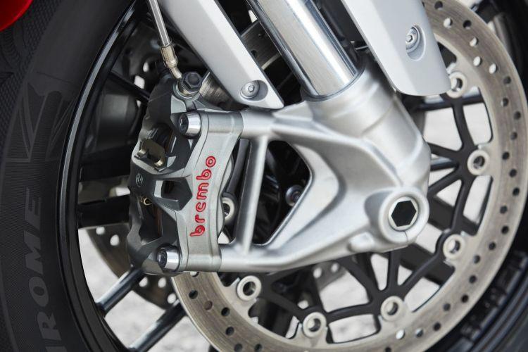 Triumph Brembo Stylema Brakes
