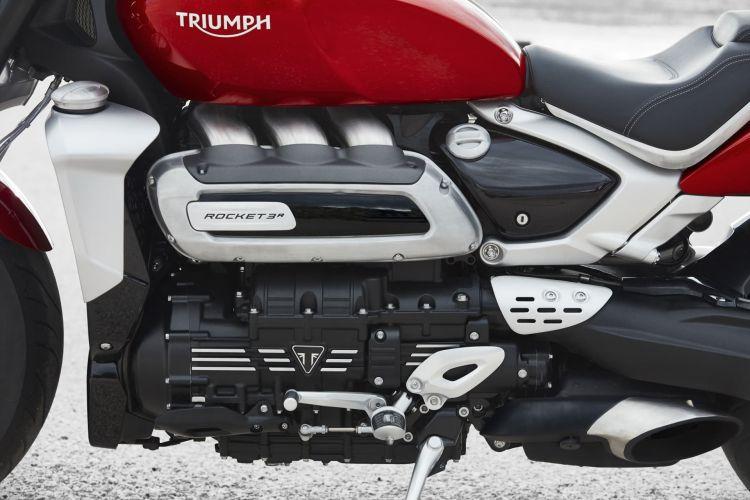 Triumph Engine Lhs