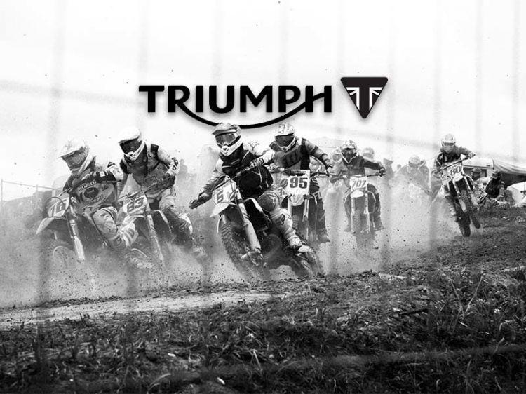 Triumph Mx Enduro