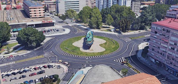 Turbo Rotondas Glorietas Dgt Como Circular Coia Vigo 01