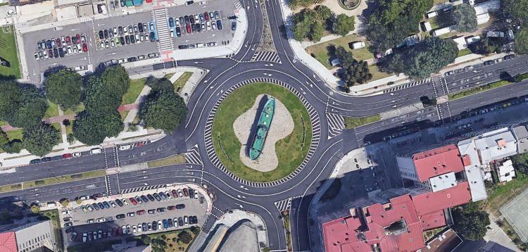 Turbo Rotondas Glorietas Dgt Como Circular Coia Vigo 02