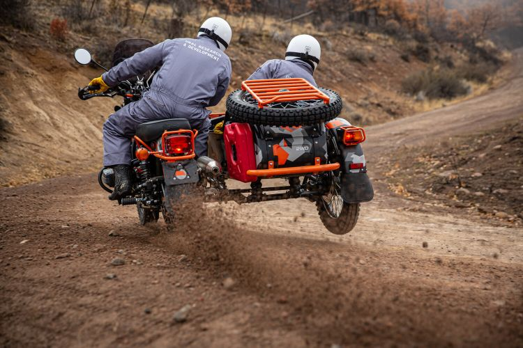 Ural Air Lifestyle 49