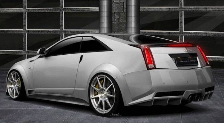 Hennessey Cadillac CTS-V Coupé