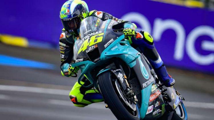 Valentino Rossi Le Mans Gp France Motogp 2021 Hc5msnzwy5an1dz51nibnw26m