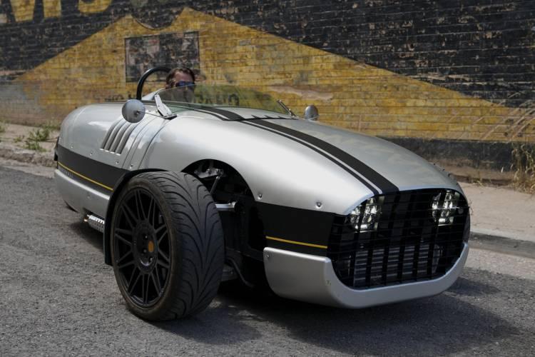 Vanderhall Venice Speedster 12