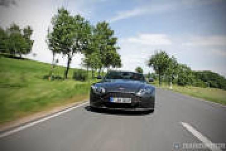 Aston Martin Vantage V8 S SP10 Roadster