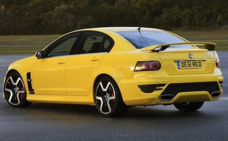 Vauxhall VRX8 2011