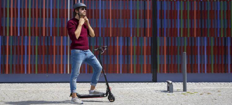 Vehiculo Movilidad Personal  01