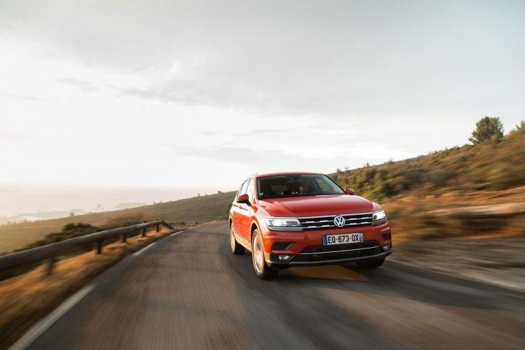 Velocidad Real Volkswagen Tiguan