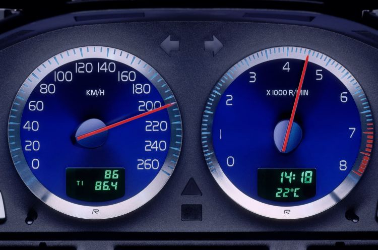 Velocimetro Volvo S60 V70 2002