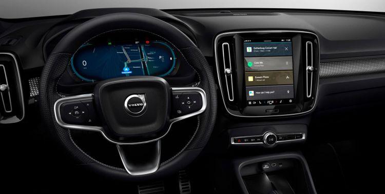 Velocimetro Volvo Xc40 Recharge 2021
