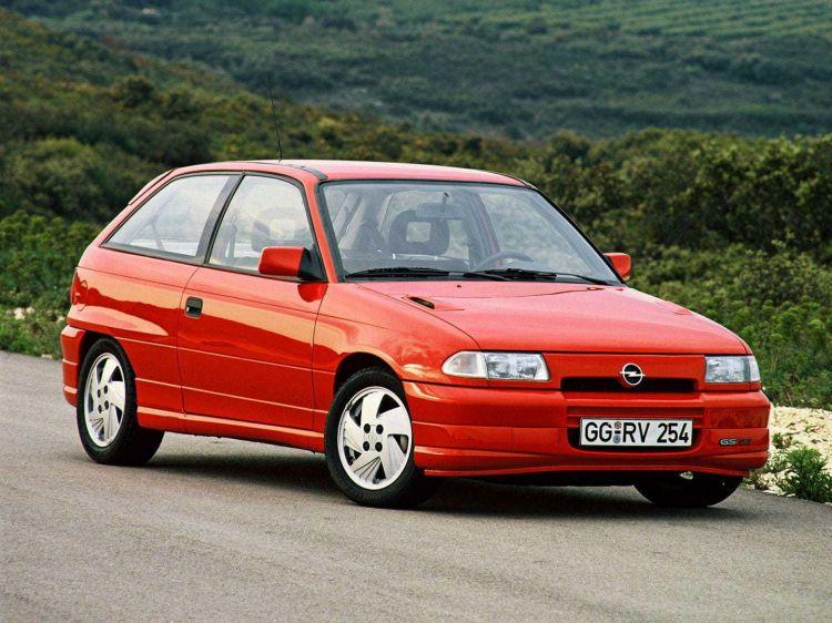 Vender Coche Usado Opel Astra Gsi