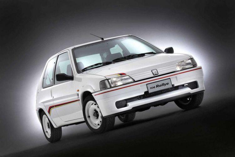 Vender Coche Usado Peugeot 106 Rallye