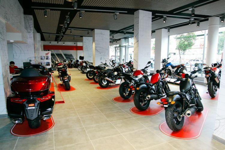 Ikono Motorbike Abre Su Nuevo Concesionario Oficial Honda En Madrid