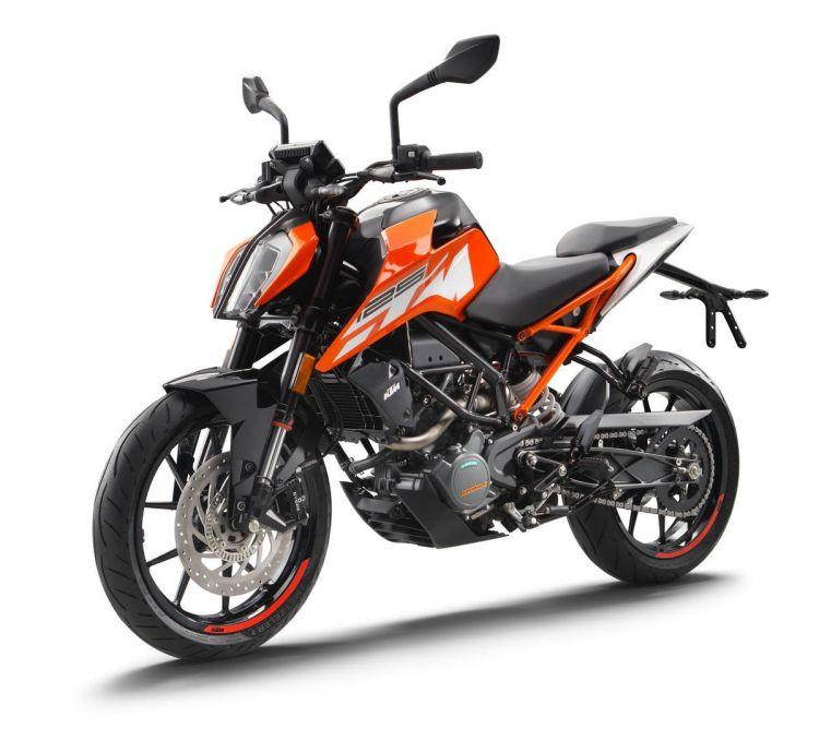 Ventas Motos Junio 2020 Ktm Duke 125