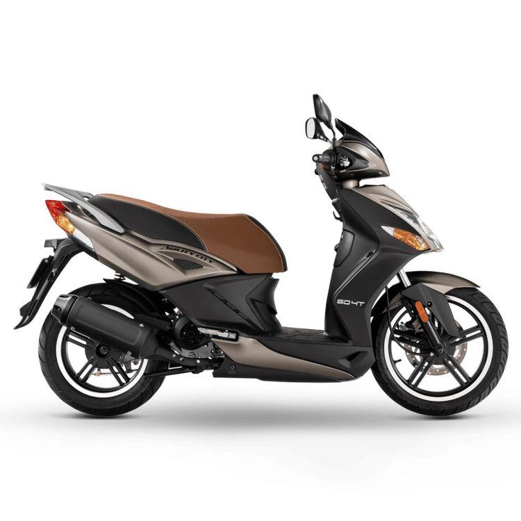 Ventas Motos Junio 2020 Kymco Agility City 50
