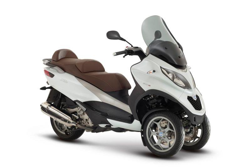 Ventas Motos Junio 2020 Piaggio Mp3 500