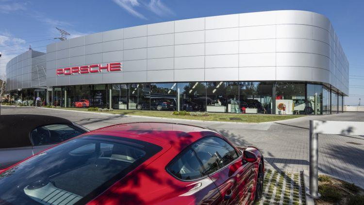Ventas Porsche Primer Semestre 2021 Centro Concesionario