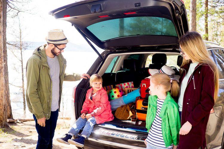 Viajar Familia Verano Diesel