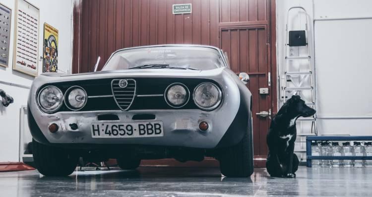 Video Alfa Romeo Hector Coche Clasico Dm Alfa Hec 60