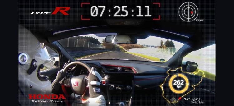 video-honda-civic-type-r-record-nurburgring