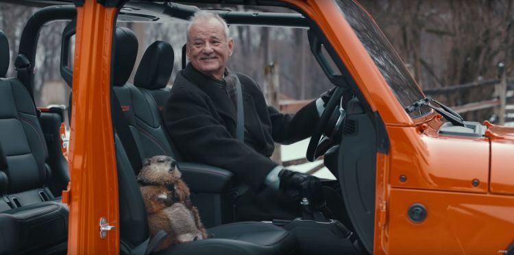 Video Jeep Gladiator 2020 Bill Murray