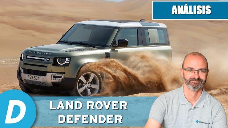 Video Land Rover Defender Artes
