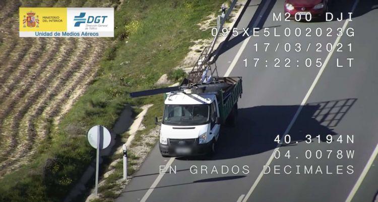Video Peligros Camiones Autobuses Dgt 2