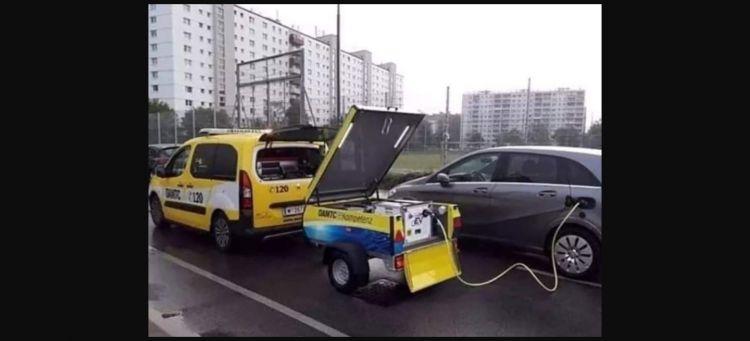 Viral Diesel Recarga Coches Electricos
