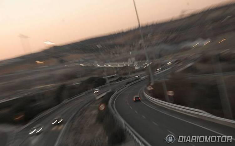 Límite a 140 km/h