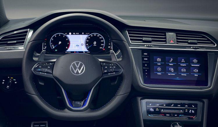 Volante Volkswagen Tiguan R 2020 6
