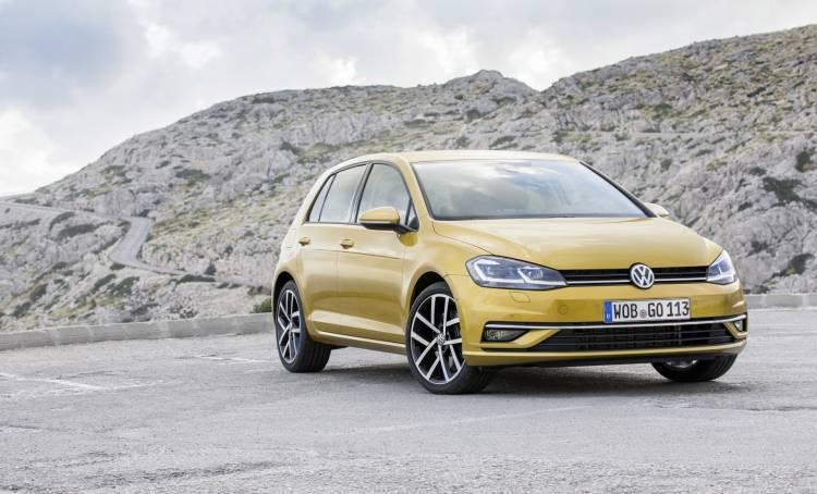 Volkswage Golf 2017 New Volkswagen Golf 2017 1