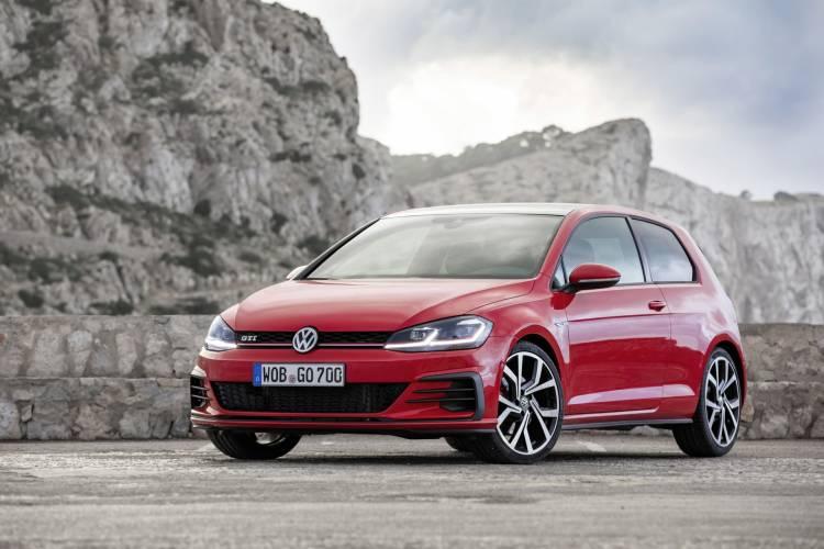 Volkswage Golf 2017 New Volkswagen Golf Gti 2017 1