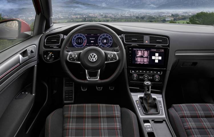 Volkswage Golf 2017 New Volkswagen Golf Gti 2017 5