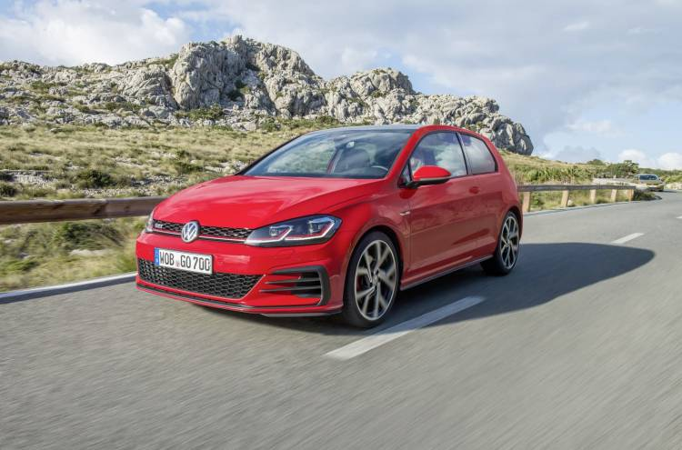 Volkswage Golf 2017 New Volkswagen Golf Gti 2017 8