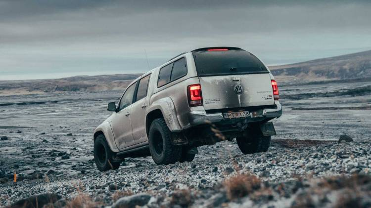 Volkswagen Amarok At35 Arctic Trucks 3