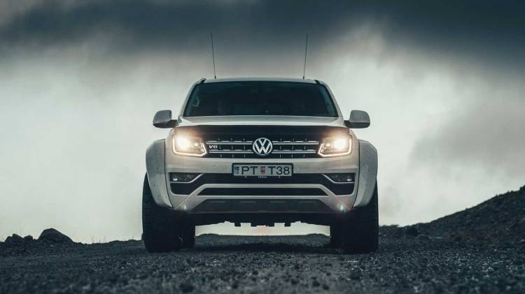Volkswagen Amarok At35 Arctic Trucks 6